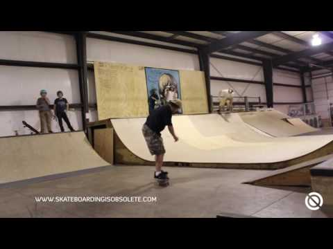 Obsolete Skate Team: In Eau Claire, WI Sponsored by Passion Board shop