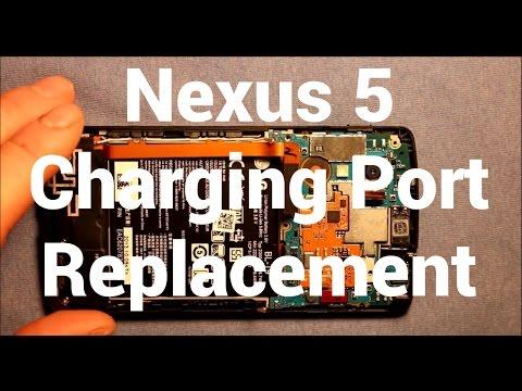 Nexus 5 Charging Port Replacement How To Change