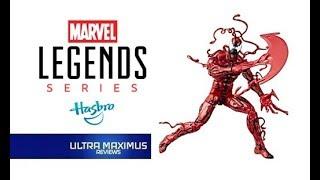 Carnage (Cletus Kasady) Marvel Legends