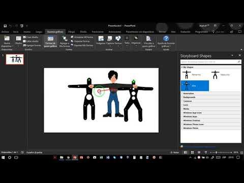 ComuPPT   Complemento para PowerPoint   Storyboard / Guión gráfico
