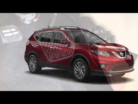 2016 Nissan Rogue - Forward Emergency Braking (FEB) (if so equipped)