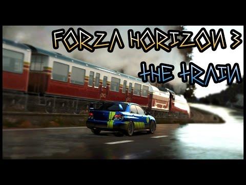 Forza Horizon 3 - The Train