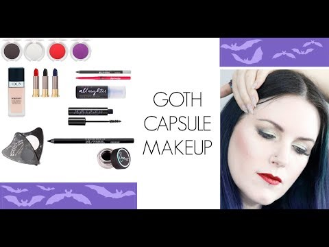 Goth Capsule Makeup Collection | Cruelty Free @phyrra