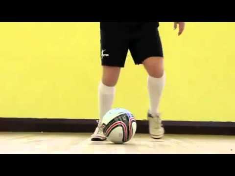 Learn Ronaldinho flick up trick   Football Soccer Skills   YouTube