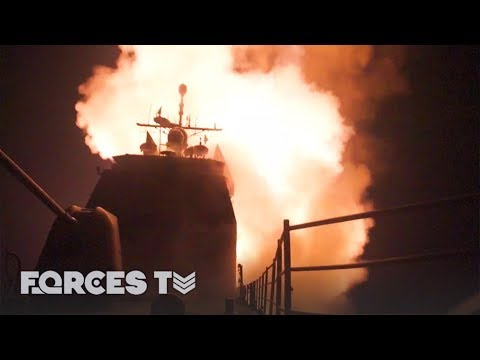Syria Strikes: How The Military Action Unfolded | Forces TV