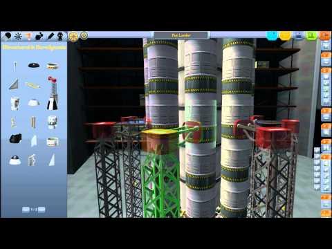3 Kerbal Capsule - Getting To Orbit and To The Mun - Kerbal Space Program