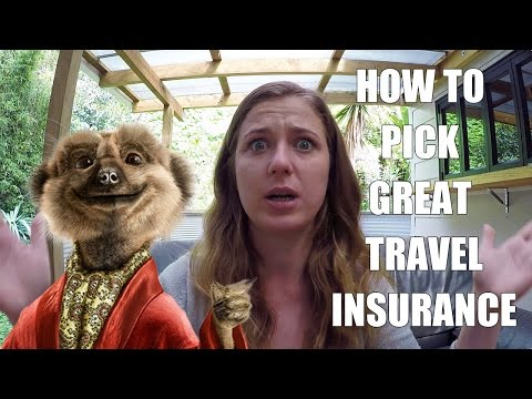 HOW TO PICK GREAT TRAVEL INSURANCE!