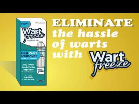 Wart Freeze - Fast Wart Remover