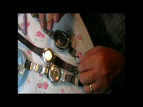 How do you do it? Changing a Seiko 7S movement, dial and hands