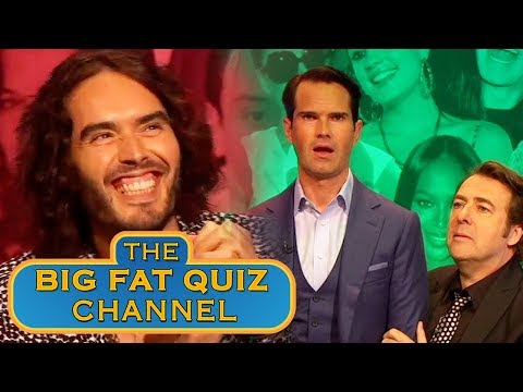 Russell Brand Fights The System   Big Fat Quiz Anniversary 2015
