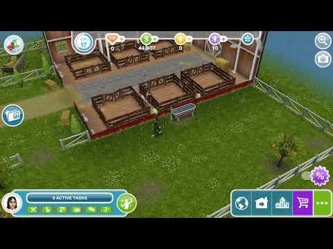 The Sims Freeplay - Need For Steed / Watch The Horse Channel