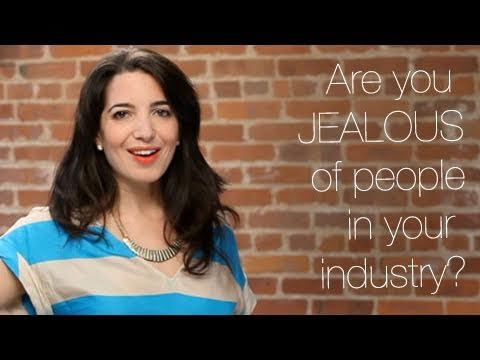 Are You Jealous Of People In Your Industry? Watch This Now...