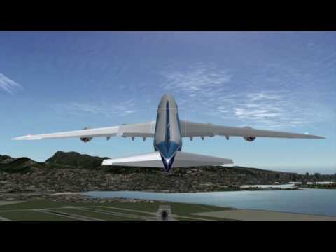 Boeing 747-8 Takeoff - Honolulu Intl