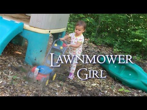 Lawnmower Girl (How to Garden Like a Boss)