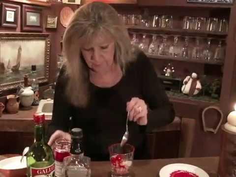 The Merry Manhattan & Christmas Snow Wine