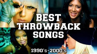 Download Top 100 Best Throwback Songs of the 1990's - 2000's Video