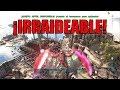 ¡MI NUEVA BASE IRRAIDEABLE! ||  ARK SERVER PVP PS4 ESPAÑOL ARK 2018 || XENOON!