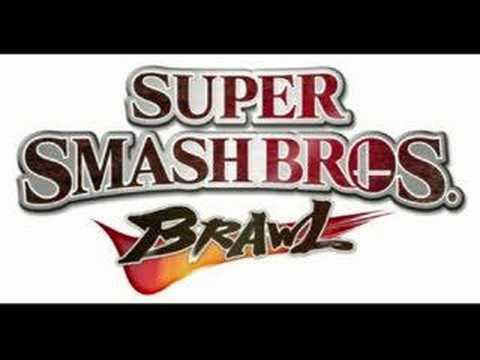 SSBB - Pokemon Diamond & Pearl: Dialga vs Palkia Battle