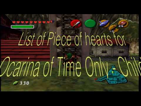Ocarina of Time Only - Off to the 4th Dungeon   Part 11