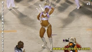 Rio Carnival - Amazing Brazilian Samba Dancers - part #5