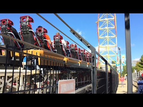 How Does a Roller Coaster Hydraulic Launch Work?