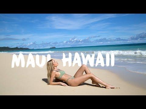 Maui, Hawaii 2017 4K (Recap) || Zak Longo & Hannah Rathbun