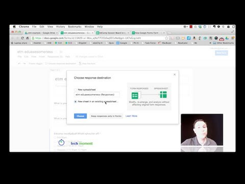 Episode 45: New Google Forms