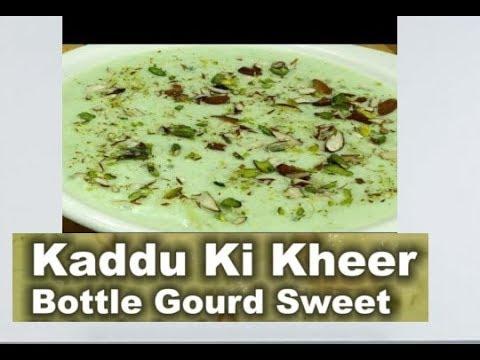 Kaddu ka Kheer