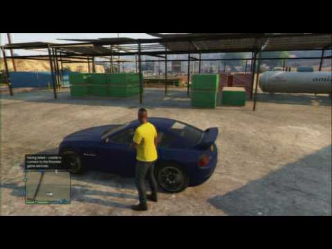 HOW TO FIX UP CARS ON GTA 5 (ONLINE) FOR FREE!