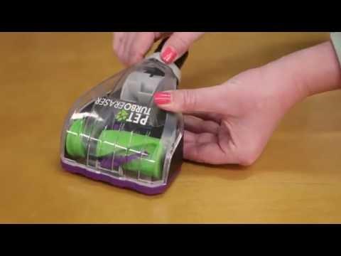 TurboEraser® Maintenance - Pet Hair Eraser®