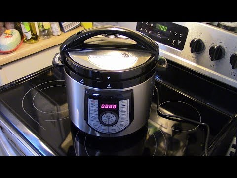 Product Review Elechomes 6qt Electric Pressure Cooker