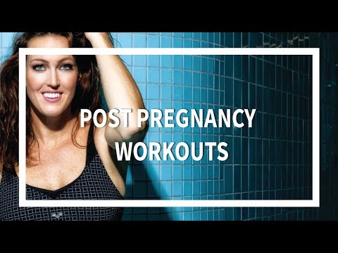 How to Get Your Body Back in Shape After Pregnancy - #1