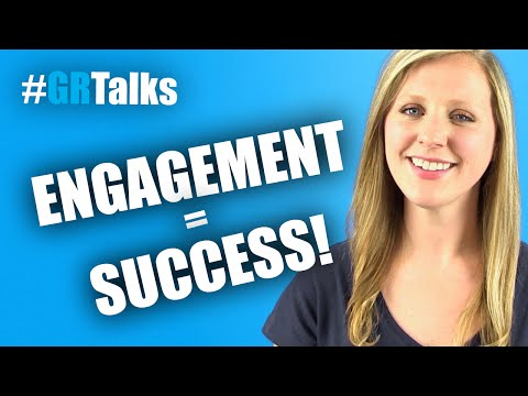 Engagement = success! How to host the perfect webinar [#GRTalks]