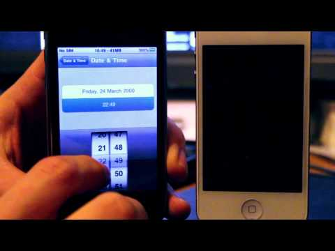 Cydia Untrusted Server Certificate Fix for iPhone 3G, iPhone 3Gs, iPhone 4, iPhone 4s, iPad