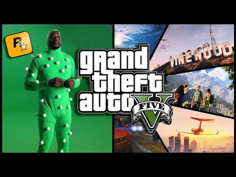 How GTA 5 was MADE: Behind the Scenes with Trevor and Franklin