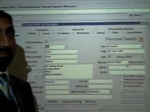 Demonstrating some of EPS Release 2 pharmacy functionality