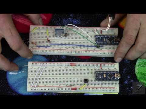 ANDROID Bluetooth controlled ARDUINO universal Remote control