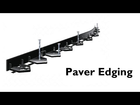 Paver Edging