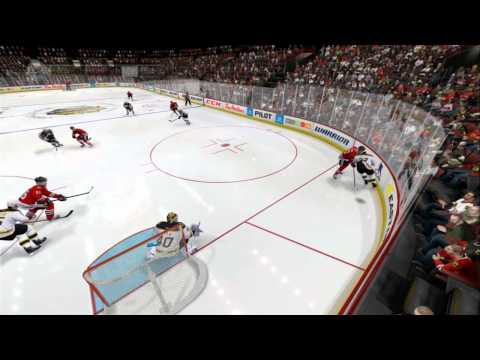NHL 14 | Goalie Mode