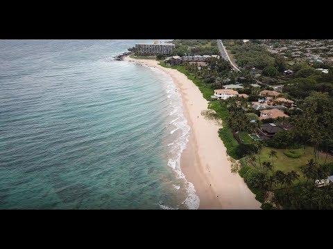 Galaxy S9+ & DJI Mavic Pro 4K Test in Maui!