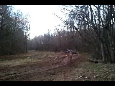 Mudding in Charlotte North Carolina