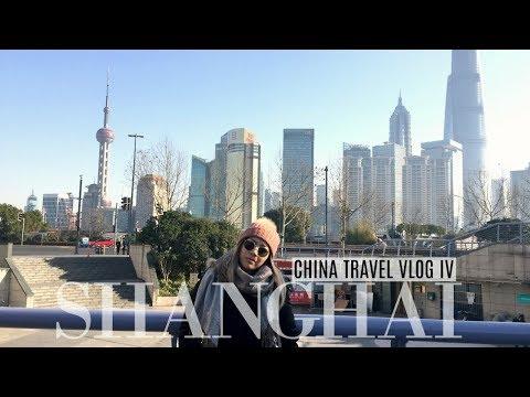 A Little Bit of Shanghai | CHINA TRAVEL VLOG IV