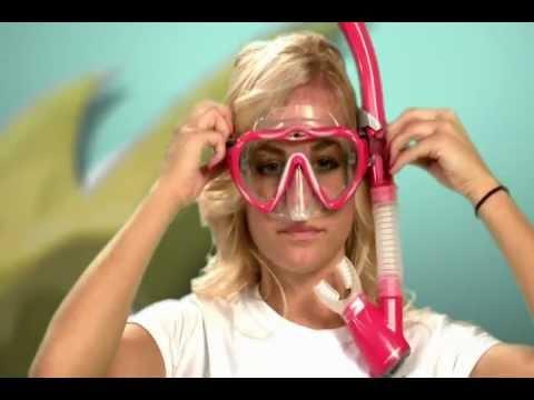 Kapitol Reef Mask & Snorkel Instructional Video