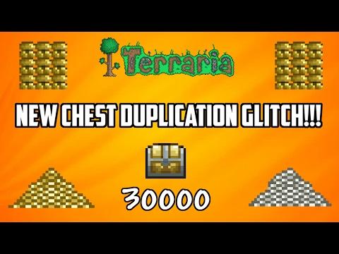 Terraria ios 1.2.4 | New Chest Duplication Glitch!!! (Working 2017) Amazing Money Farm