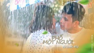 Phố Một Người - Hồ Quang Hiếu | Official MV | Thiếu Niên Ra Giang Hồ OST