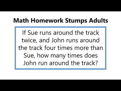 Adults Are Arguing About This 3rd Grade Math Problem