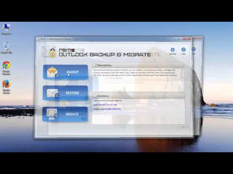 Best way to Transfer Outlook to New Computer - Safe & Secure Method
