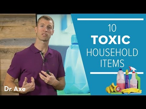 10 Toxic Household Products (You Should Banish from Your Home)