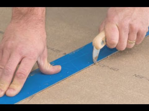 How To Cut Laminate Countertops Part 2