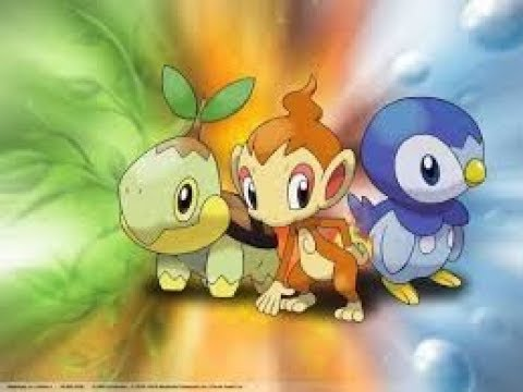 Pokemon Revolution Online - How to go to Sinnoh